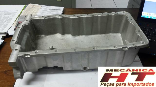 Cárter de Alumínio Golf / Audi A3 - DoLove